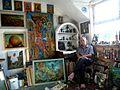 Peter Rodulfo in his studio.jpg