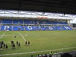 Peterborough United's South Family Stand beginning to fill up - geograph.org.uk - 154824.jpg