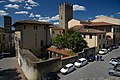 Petrarca's house and Pretoria in Arezzo, Italy.jpg