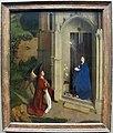 Petrus christus (attr.), annunciazione, 1450 ca..JPG