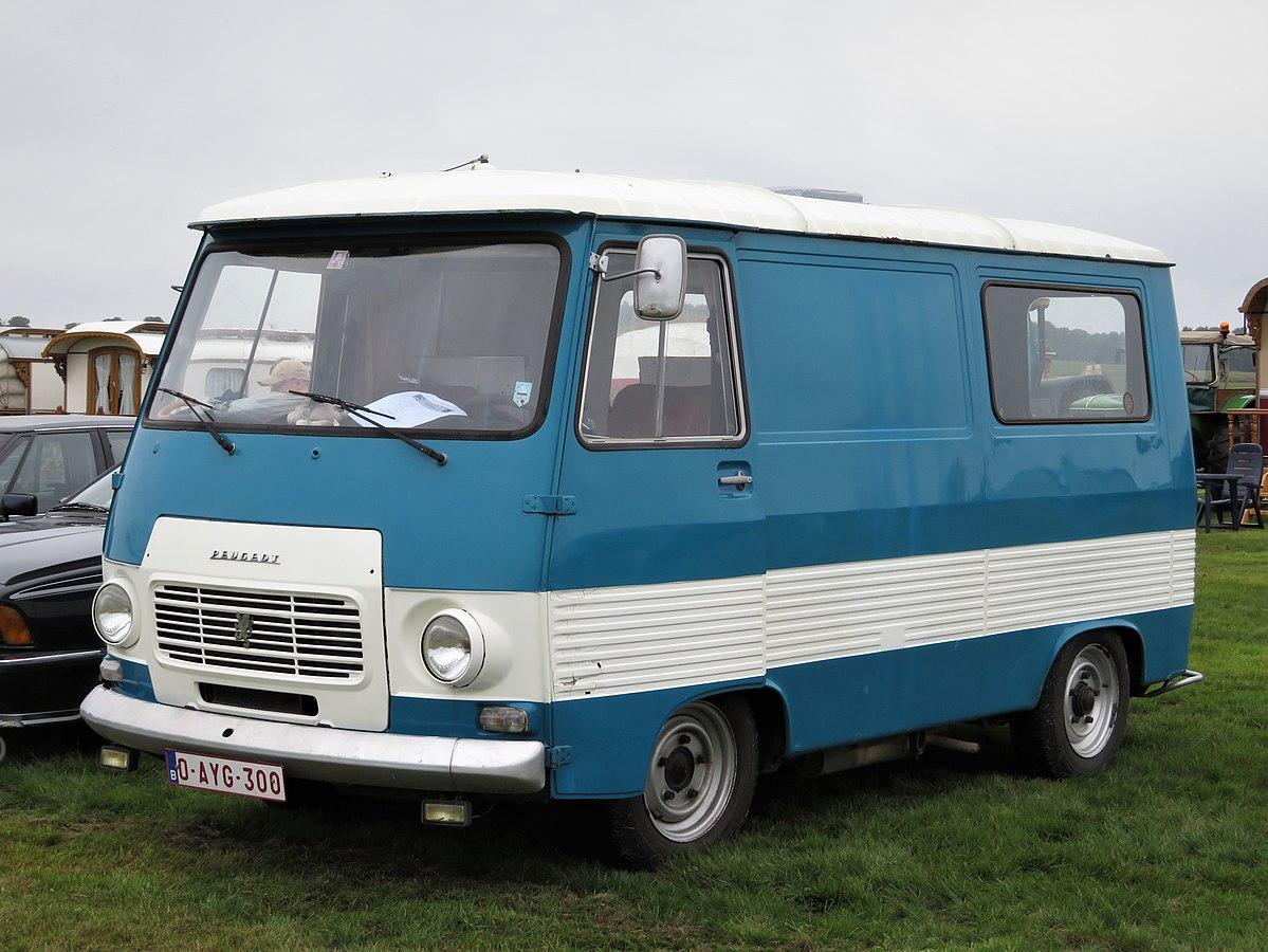 Peugeot J7 Wikipedia