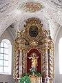 Pfarrkirche St. Martin, Weichs - Hochaltar.JPG