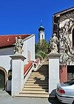 Parish and collegiate stairs