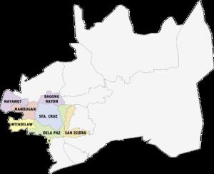 Legislative districts of Antipolo City Revolvy