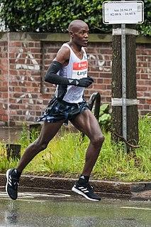 Philip Langat Kenyan long-distance runner