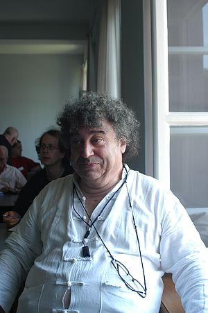 Philippe Flajolet - Philippe Flajolet, in 2006, at the Analysis of Algorithms international conference