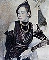Philpot, Glyn Warren; Miss Gwendoline Cleaver; Brighton and Hove Museums and Art Galleries.jpg