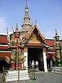 Phra Borom Maha Ratchawang, Phra Nakhon, Bangkok, Thailand - panoramio (60).jpg