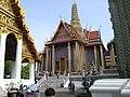 Phra Borom Maha Ratchawang, Phra Nakhon, Bangkok, Thailand - panoramio (66).jpg