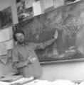 Physicist John Bell at CERN, June 1982.png