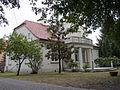 Piastów ulica Mickiewicza dom z ogrodem 1927.jpg