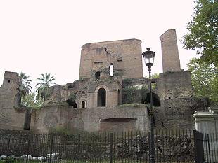 Acquedotto Acqua Marcia.Acquedotti Di Roma Wikipedia