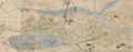 Picture-map of Central Tibet - Yamdroktso Lake, the Yarlung Tsangpo River, Chaksam ferry.png