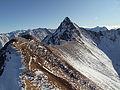 Pihapper, Gipfelpyramide.JPG