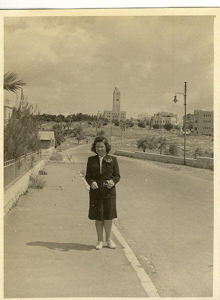 """ימק""""א ירושלים בשנות ה-40"""