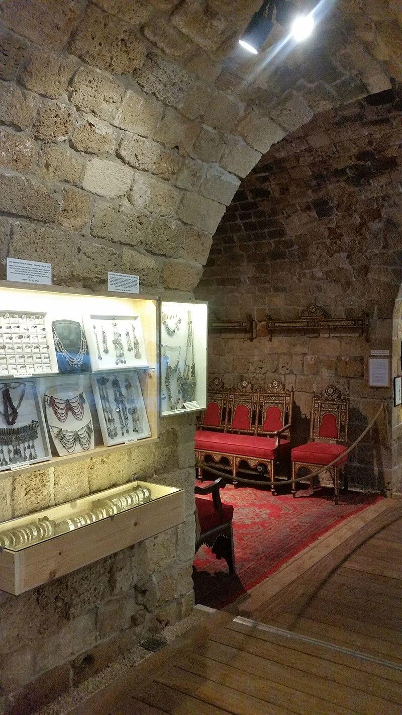 מוזיאון אוצרות בחומה עכו