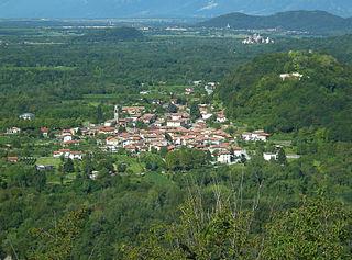 Pinzano al Tagliamento Comune in Friuli-Venezia Giulia, Italy