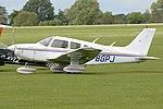 Piper PA28-161 Warrior II 'G-BGPJ' (41068172244).jpg