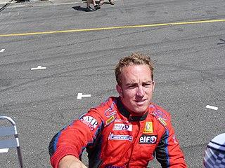 Víctor García (racing driver) Spanish racing driver