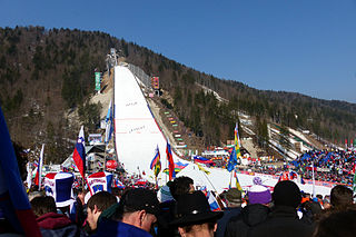 FIS Ski Flying World Championships 1994 1994 edition of the FIS Ski-Flying World Championships