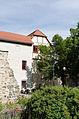 Plauen, Oberer Graben, Stadtmauerrest, 001.jpg