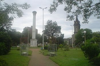 Plaza Columna Concepcion