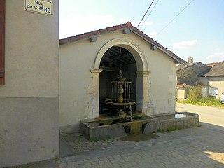 Pleuvezain Commune in Grand Est, France