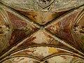 Plouha (22) Chapelle de Kermaria-an-Isquit Porche sud Fresques 01.JPG