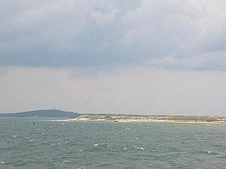 Plymouth Beach, Massachusetts - Image: Plymouth Beach MA