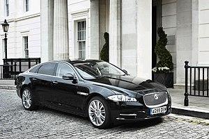 Prime Ministerial Car - Image: Pm jag