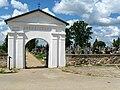 Podlaskie - Knyszyn - Knyszyn - cmentarz rk.JPG