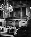 Pogled v zbornico bivšega kranjskega deželnega zbora v Ljubljani 1927.jpg