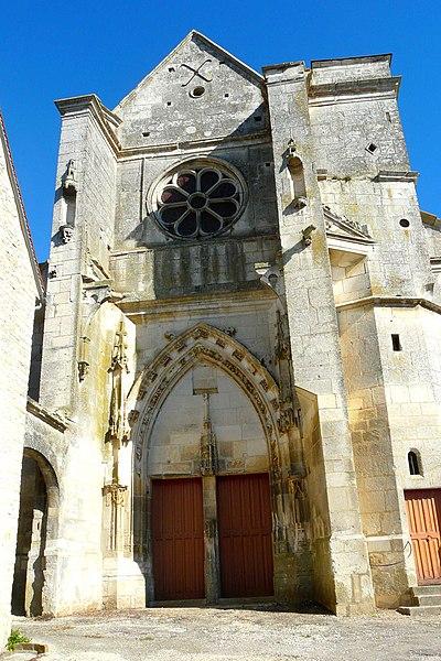 Église Saint-Aignan de Poilly-sur-Serein (Classé)