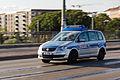 Polizei auf der Warschauer Brücke 20140622 3.jpg