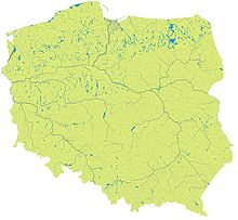 Najwieksze Jeziora Polski Wikipedia Wolna Encyklopedia