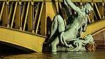 Pont Mirabeau,, Paris, crue de la Seine, janvier 2018 (1).jpg