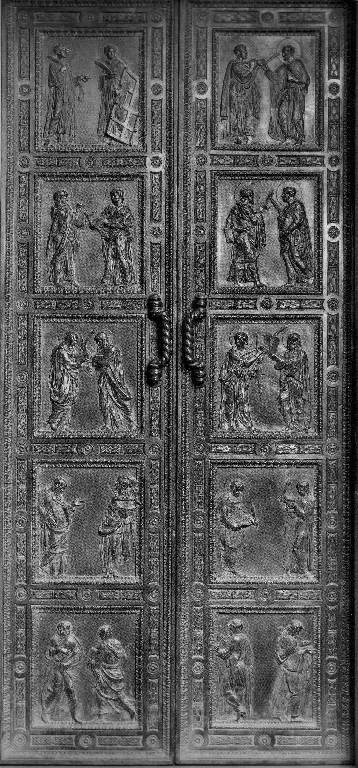 Porta dei martiri wikipedia - La vecchia porta ...