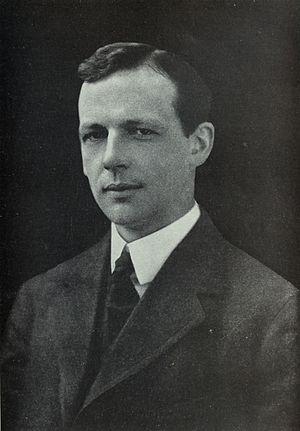 Charles Edward Merriam - Image: Portrait of Charles Edward Merriam