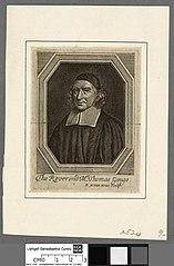 Reverend Mr. Thomas Gouge