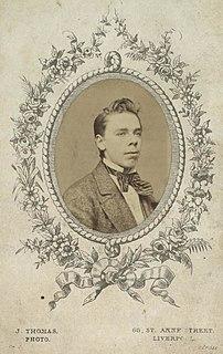 Samuel Maurice Jones Welsh artist