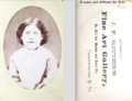Portrait of child by J F Ritter of Parkersburg West Virginia.png