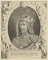 Portret van Albrecht II van Habsburg, Rooms-Duits keizer Effigies Imperatorum Domus Austriacae (..) (serietitel), RP-P-1908-1277.jpg