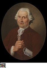 Portrait of Emmanuel van Speybrouck-Coutteau