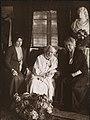 Portrett av Sigrid Undset, Karoline Bjørnson og Thekla Bjørnson, 1932 (5907735389).jpg