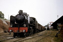 Portugal's last pacific locomotive 1970.jpg