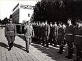 Poseta predsednika Tita Vojnoj akademiji.jpg