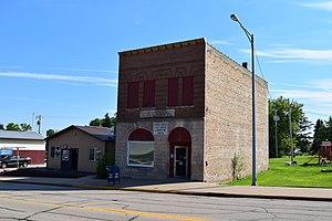 Linden, Wisconsin - Linden post office