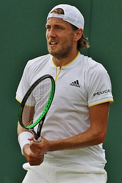 Image illustrative de l'article Lucas Pouille