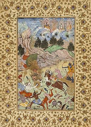 Pradyumna - Pradyumna Kills Sambara.