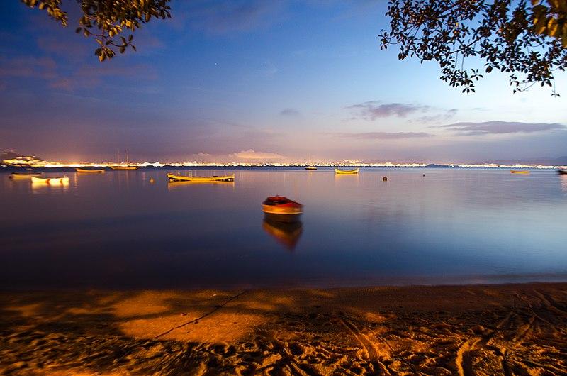 Praias para família em Florianópolis